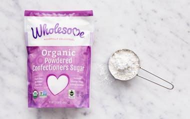Fair Trade Organic Powdered Sugar