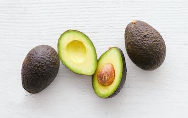 Organic Hass Avocado Trio