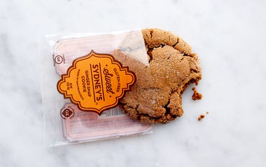 Gluten-Free Gingersnap Cookie
