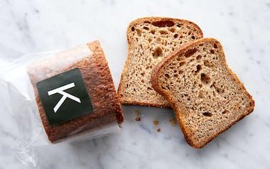 Porridge Sourdough Bread