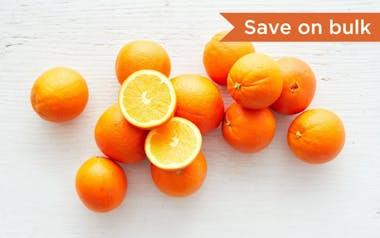 Bulk Organic Navel Oranges