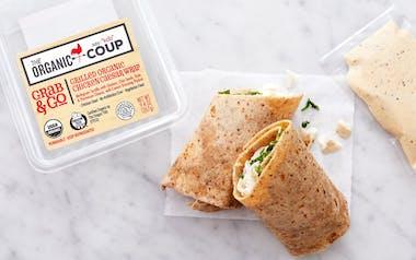Organic Chicken Caesar Wrap