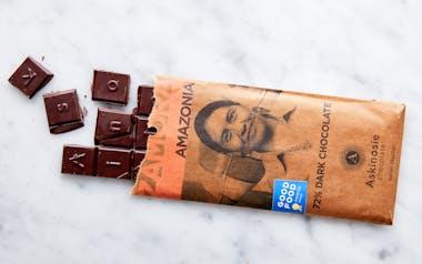 Zamora, Amazonia 72% Dark Chocolate Bar