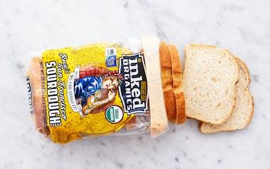 Organic San Francisco Sourdough Bread