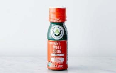 "Organic ""Get Well Soon"" Vitamin C Moringa Shot"