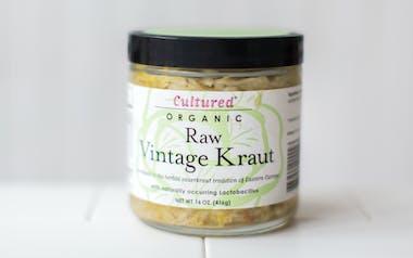 Organic Vintage Kraut