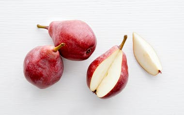 Organic & Biodynamic Starkrimson Pear Trio