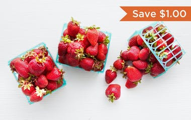 Organic Chandler Strawberry 3-Pack