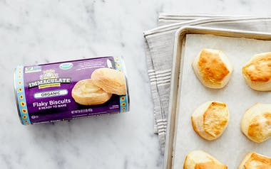 Organic Flaky Biscuits