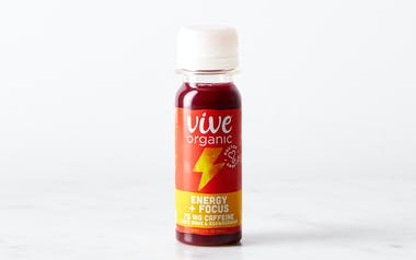 Energy+Focus Immunity Shot