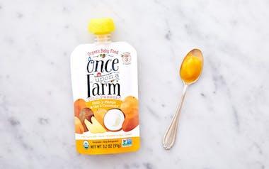 Organic Coconut Mango Baby Food (9+ mos)