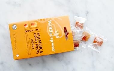 Organic Echinacea Manuka Honey Drops