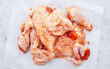 BBQ Marinated Chicken Pieces