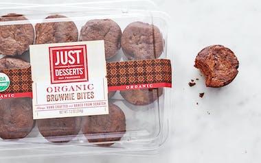 Organic Brownie Bites