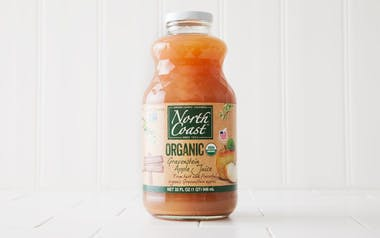 Organic Gravenstein Apple Juice