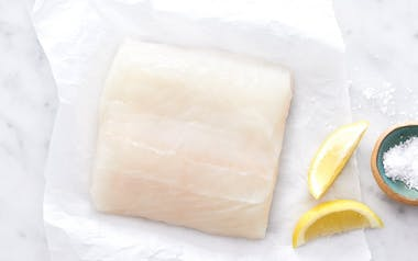 Wild California Halibut