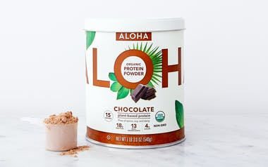 Chocolate Plant Based Protein Powder
