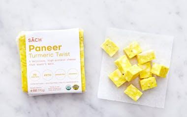 Turmeric Twist Paneer