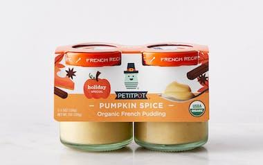 Pumpkin Spice Pot de Crème 2-pack