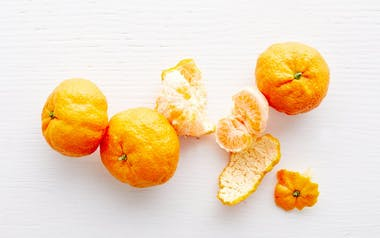 Organic Seedless Golden Nugget Mandarins