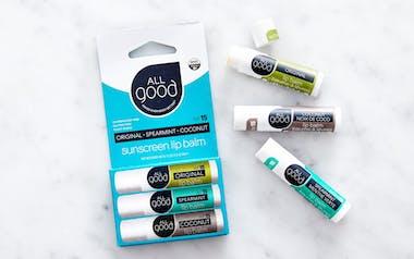 Organic Lip Balm Mixed 3pk