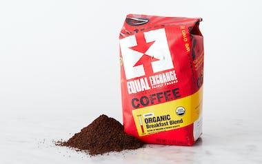 Organic Breakfast Blend Ground Coffee
