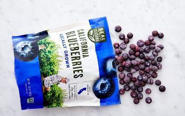 California Frozen Blueberries