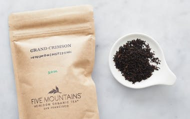 Organic Grand Crimson Loose Tea