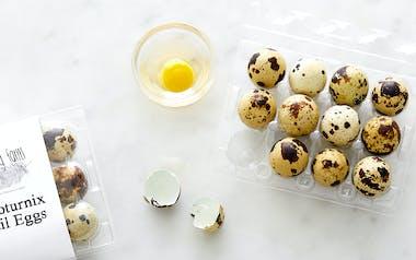 Free Range Quail Eggs