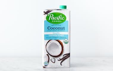 Organic Unsweetened Vanilla Coconut Milk