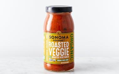 Organic Roasted Vegetable Pasta Sauce