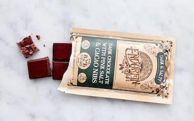 Sea Salt Dark Chocolate Bar