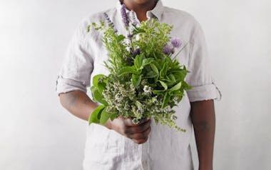 Organic Herbal Bouquet