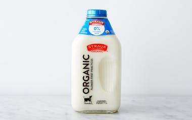 Organic Nonfat Milk