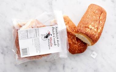 Dutch Crunch Sandwich Rolls
