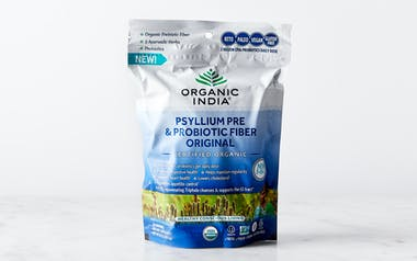 Original Psyllium Pre & Probiotic Fiber