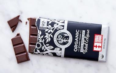 Organic Eclipse 92% Dark Chocolate Bar