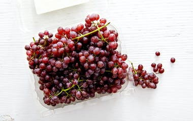 Organic Seedless Champagne Grapes