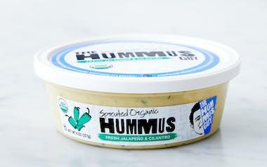 Organic Jalapeño & Cilantro Hummus