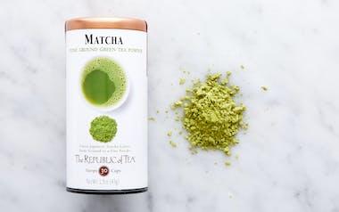 Organic Stone Ground Matcha Powder