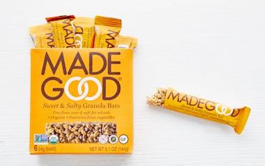 Organic Sweet & Salty Granola Bars