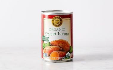 Organic Sweet Potato Puree