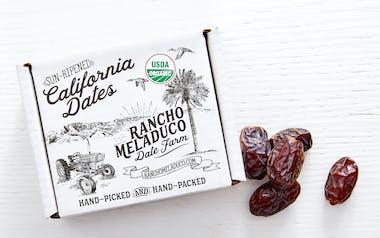 Organic Small Medjool Dates