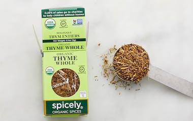 Organic Whole Thyme