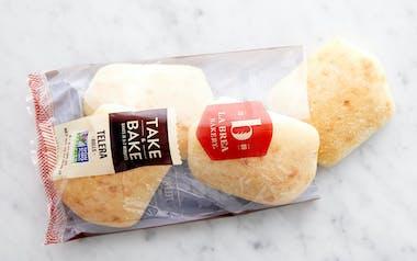 Take & Bake Telera Rolls