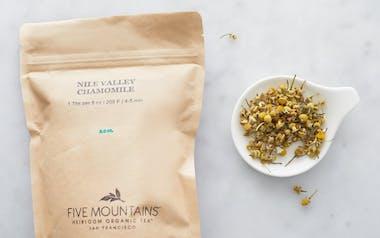 Organic Nile Valley Chamomile Loose Tea