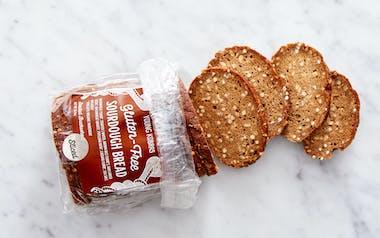Gluten-Free Seeded Buckwheat Loaf
