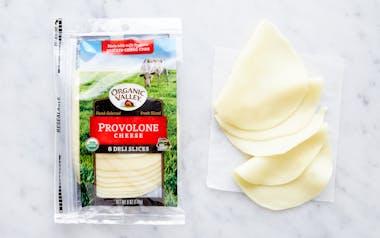 Organic Sliced Provolone Cheese