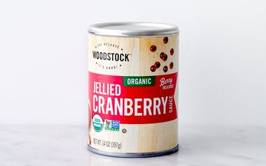 Organic Jellied Cranberry Sauce