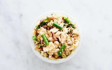 Tuna Salad with Preserved Lemon